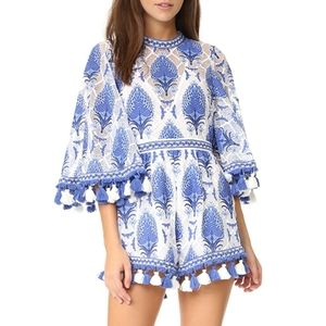 Alice McCall Young Hearts Run Free Playsuit C28